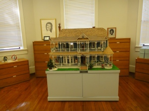 Carnegie History Center Dollhouse in Bryan, Texas